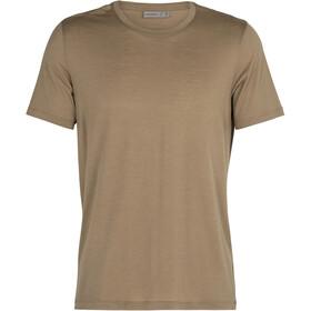 Icebreaker Tech Lite Crew Top T-shirt Heren, flint